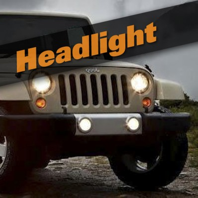 Jeep Headlight Upgrades