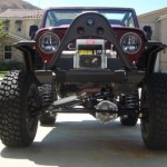 Jeep-Wrangler-LED-Headlamp-Conversion-Truck-Lite-27270C-7-Round-Price-for-Two-Lamps-4