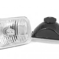 Rugged-Ridge-12402.82-Rectangular-Crystal-H2-Headlight-for-Jeep-YJ-Wrangler-0