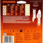 Sylvania-9007-SU-SilverStar-Ultra-Halogen-Headlight-Bulb-LowHigh-Beam-Pack-of-2-2