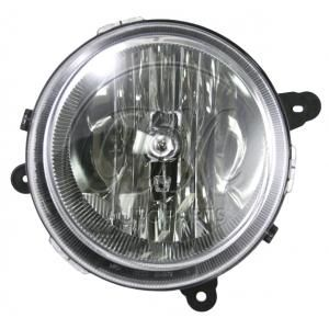 Jeep replacement headlight guide